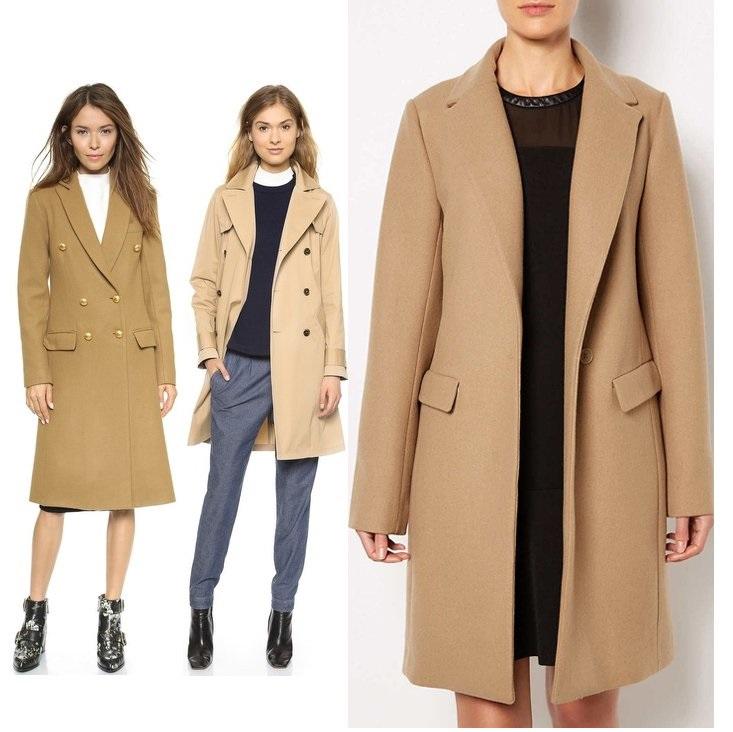 Пошив пальто для женщин на заказ
